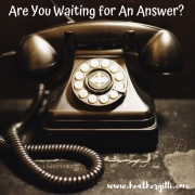 Do you search for answer? And don't get a response?