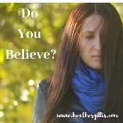 Do you believe in the resurrection?