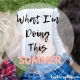 What are you doing this summer?